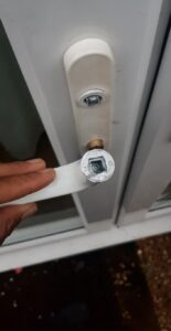 uPVC broken handle replacement